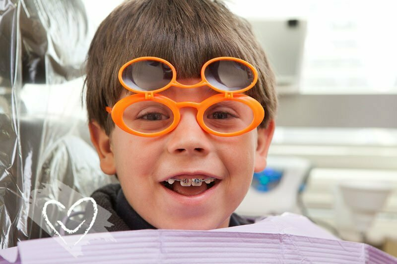 Child Primary Teeth